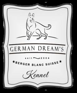 German Dream's Weiße Schweizer Schäferhunde